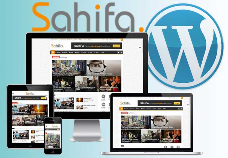 How To Make A WP Blog/Niche Website | Sahifa Theme Tutorial
